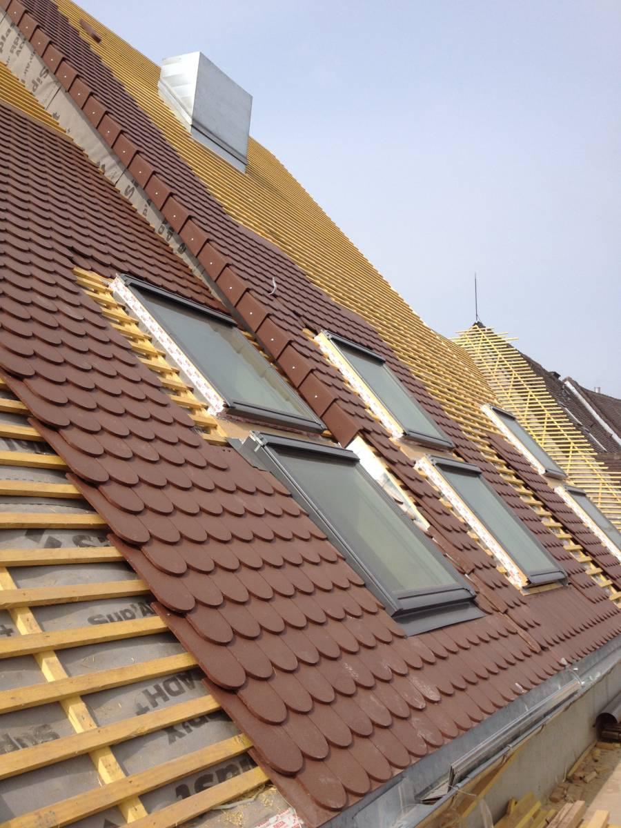 Pose de fenêtres de toit idf