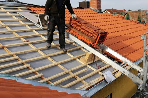 Rénovation de toiture idf